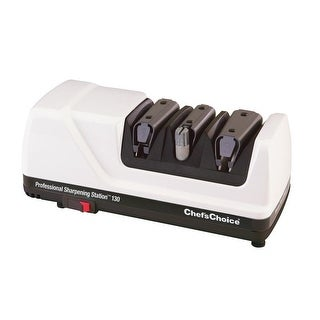 Chef's Choice 0130500 Edgeselect Professional Knife Sharpener, White