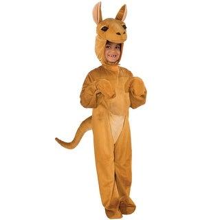 Forum Novelties Plush Kangaroo Toddler Costume - Brown