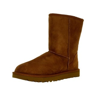 Link to Ugg Women's Classic Short II Ankle-High Suede Boot Similar Items in Women's Shoes