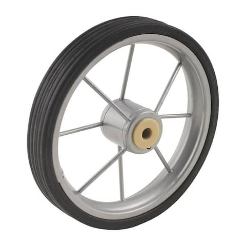 """Apex SC9013-P02 Shopping Cart Replacement Front Wheel, 5.5"""""""