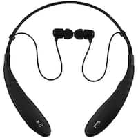 Supersonic Iq-127Bt Black Iq-127 Bluetooth(R) Headphones With Microphone (Black)