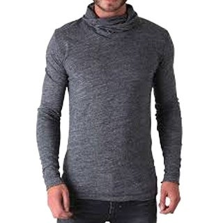 Antony Morato NEW Gray Men's Size 2XL Marled Turtle-Neck Sweater
