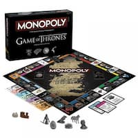 MONOPOLY: Game of Thrones Collector's Edition - multi