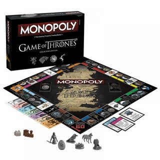 MONOPOLY®: Game of Thrones Collector's Edition - multi