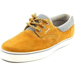 Circa Valeo Round Toe Suede Skate Shoe