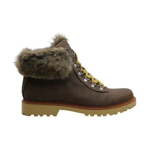 Indigo Rd. Women's Cicela Almond Toe Ankle Cold Weather Boots ZRA
