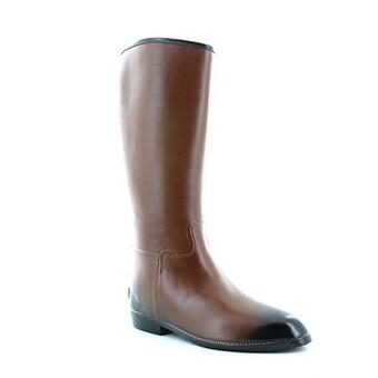 Bootsi Tootsi Women's Buckle Equestrian Boot