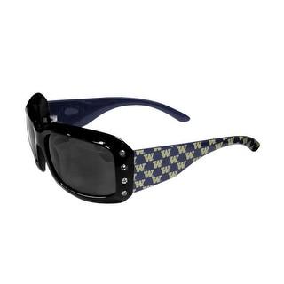 Washington Huskies NCAA Women's Designer Bling Sunglasses