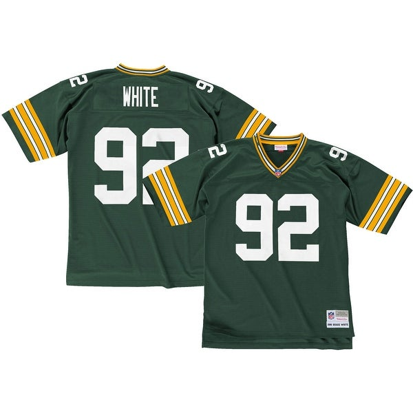 promo code db423 95910 Green Bay Packers Reggie White 1996 Replica Jersey