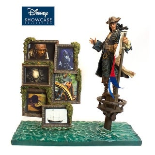Disney's Piratesof the Caribbean Jack Sparrow Figure