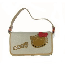 Hello Kitty Studded Gold Mini Handbag Purse