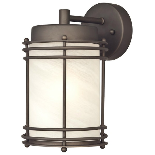 Westinghouse 6230748 Parksville One-Light Exterior Wall Lantern