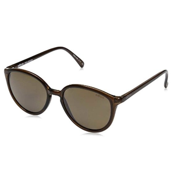 c9276acae71 Shop Revo Eyewear Sunglasses Greison Mahogany with Polarized Terra Lenses -  Free Shipping Today - Overstock - 18506130