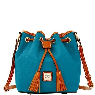 Dooney & Bourke Pebble Grain Kendall Crossbody (Introduced by Dooney & Bourke at $228 in Jul 2015) - Celadon