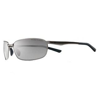 Nike Mens Avid Wire Gunmetal with Grey Polarized Lens Sunglasses
