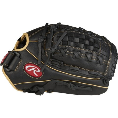 Rawlings Shut Out 12.5 Outfield Softball Glove (Right Hand Throw)