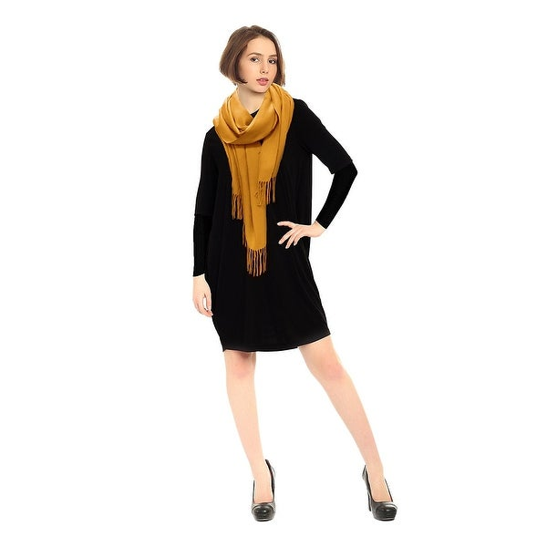 "Large 78""x26"" Soft Cashmere Scarf,Shawls for Women and Men. Opens flyout."
