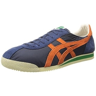 Onitsuka Tiger Mens Corsair Vintage Suede Contrast Trim Fashion Sneakers - 14 medium (d)
