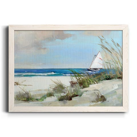 Midday Breeze-Premium Framed Canvas - Ready to Hang
