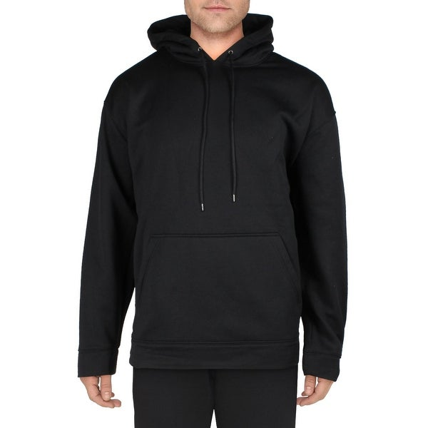 Under Armour Mens Hoodie Fitness Activewear - Black - 2XL. Opens flyout.