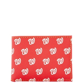 Dooney & Bourke MLB Nationals Credit Card Billfold (Introduced by Dooney & Bourke at $68 in Jul 2015)