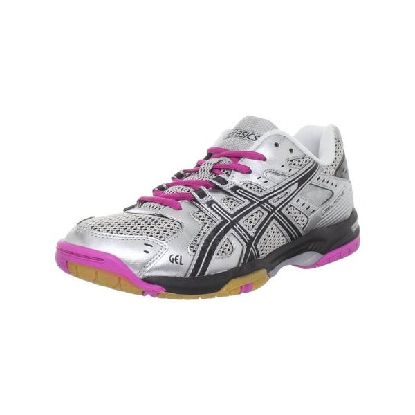 Shop Asics Womens Gel Rocket 6 Volleyball Shoes Athletic