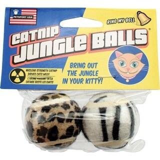 Catnip Jungle Balls