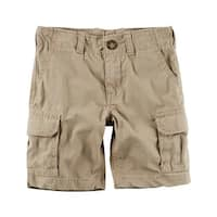 Carter's Baby Boys' Cargo Shorts, 12 Months