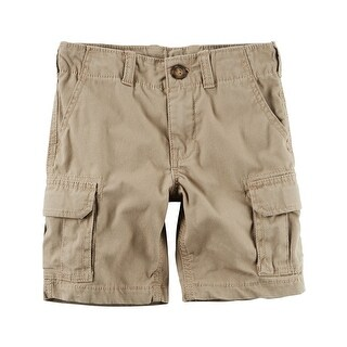 Carter's Baby Boys' Cargo Shorts, 3 Months