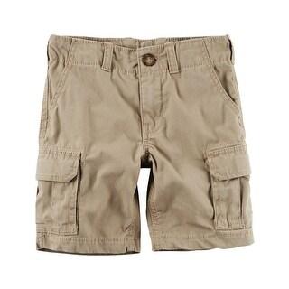 Carter's Little Boys' Cargo Shorts, 3-Toddler