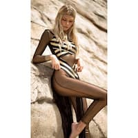 Goddess Isis Costume, Egyptian Goddess Costume - Black/Gold