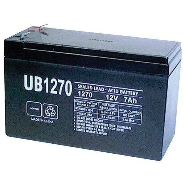Upg 85945 Ub1270, Sealed Lead Acid Battery