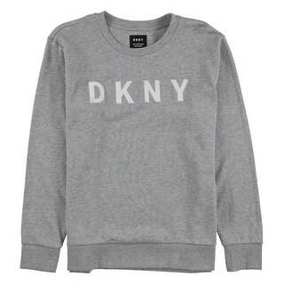 Link to Dkny Womens Logo Sweatshirt Similar Items in Loungewear