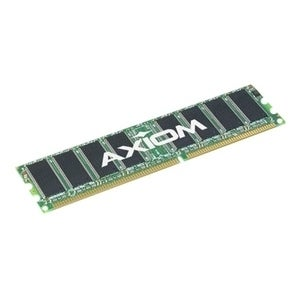 """Axion PCVA-MM1024F-AX Axiom 1GB DDR SDRAM Memory Module - 1GB (1 x 1GB) - 400MHz DDR400/PC3200 - DDR SDRAM - 184-pin"""