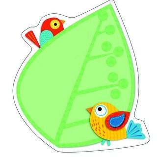 Carson-Dellosa Boho Birds: Friends Notepad, 50 Sheet Pad