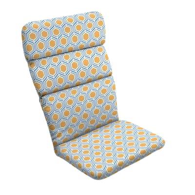 Honeycomb Adirondack Chair Cushion by Havenside Home