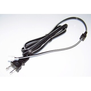 NEW OEM Magnavox Power Cord Cable Originally Shipped With 40ME313V, 40ME313V/F7