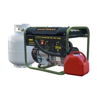 Offex 2000 Watt Dual Fuel Generator