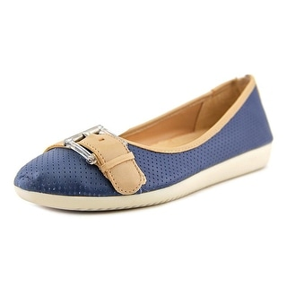 Naturalizer Kiara  W Round Toe Leather  Flats