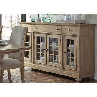 Link to Harbor View Sand Cottage Buffet Similar Items in Dining Room & Bar Furniture