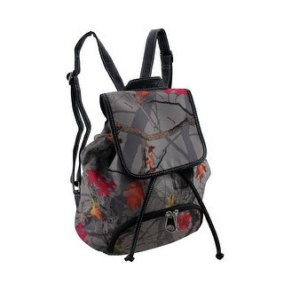 HotLeaf Camo Print Concealed Carry Backpack