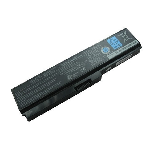 Replacement 4400mAh Toshiba PA3728U Battery for B351 / EX/66 / SS M52 Dynabook Laptop Series