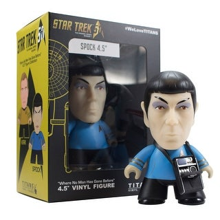 Star Trek Spock Titan Vinyl Figure NYCC 2016 Exclusive 4.5""