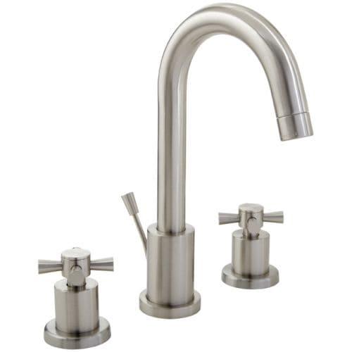 Mirabelle MIRWSML800 Milazzo Widespread Bathroom Faucet - Free Pop ...