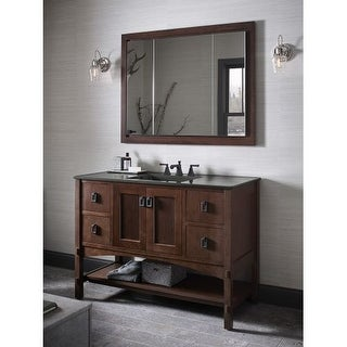 "Bathroom Mirror Hinges fresca 60"" wide bathroom medicine cabinet w/ mirrors - free"