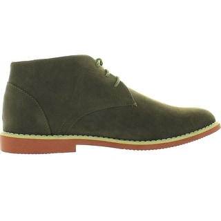 Alberto Fellini Mens Dakota 01 Chukka Desert Ankle Oxfords Boots Lace Up Shoes