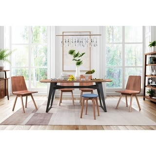 Link to Audrey Dining Chair (Set of 2) Walnut Similar Items in Dining Room & Bar Furniture