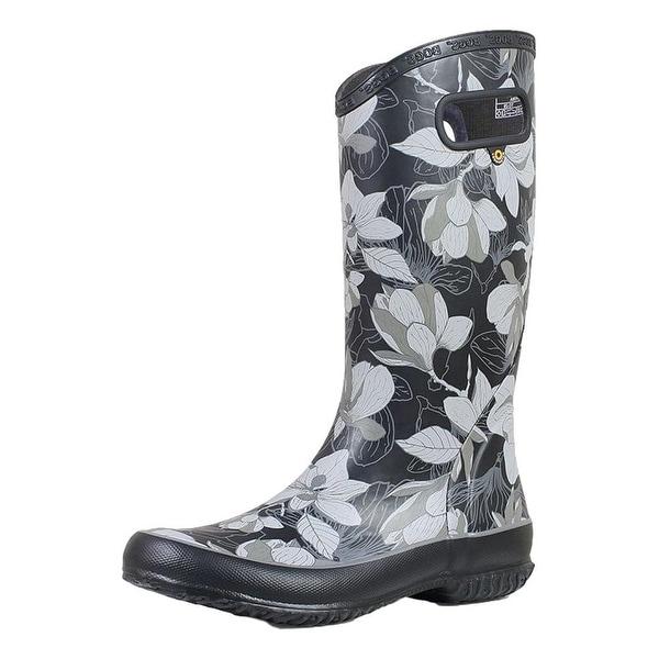 Bogs Outdoor Boots Womens Rainboot Spring Vintage Waterproof - 10 M