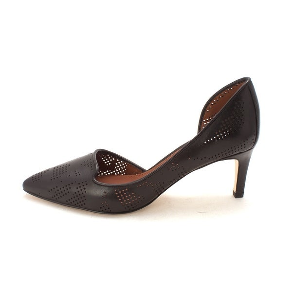 Cole Haan Womens CLH50932 Pointed Toe D-orsay Pumps - 6