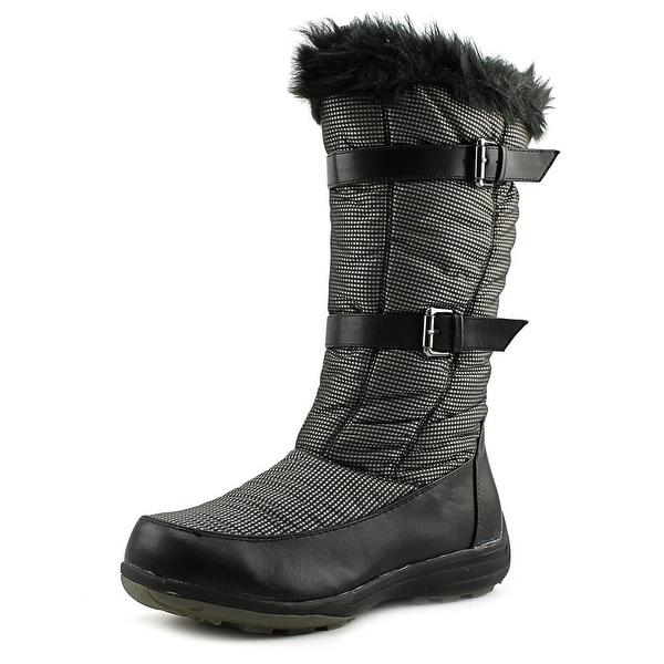 Wanderlust Cecilia Black Snow Boots